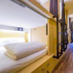 タイのカプセルホテル