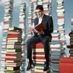 ビジネスマン読書